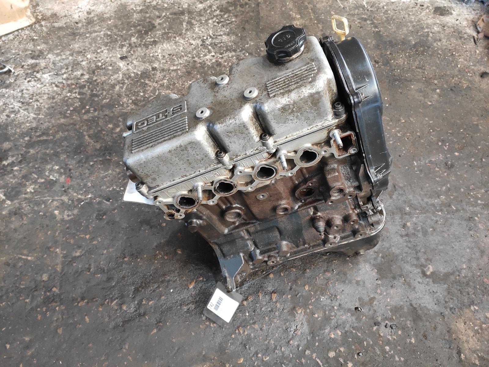 Двигатель Chevrolet Spark 1.0 (б/у)