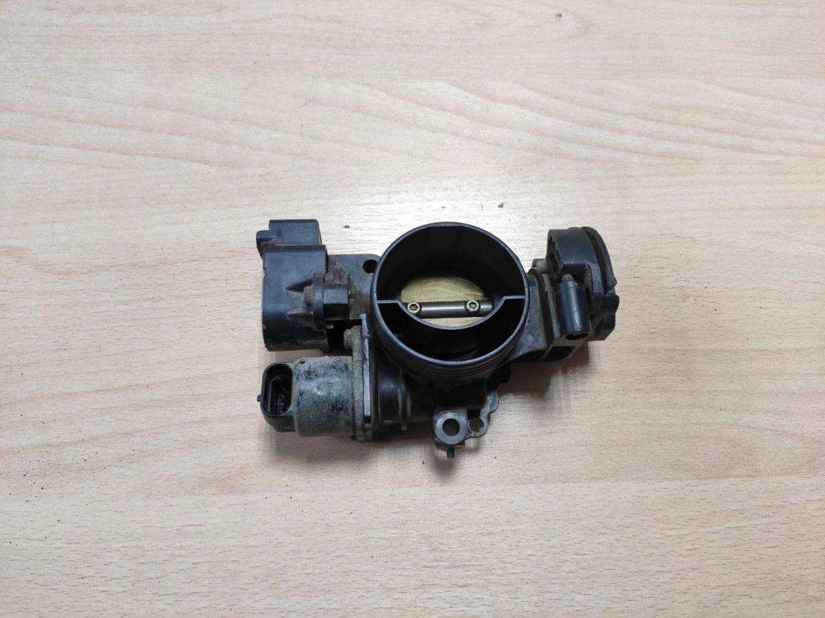 Дроссельная заслонка Peugeot 206 ХЭТЧБЕК 5ДВ. 1.4 1998 (б/у)