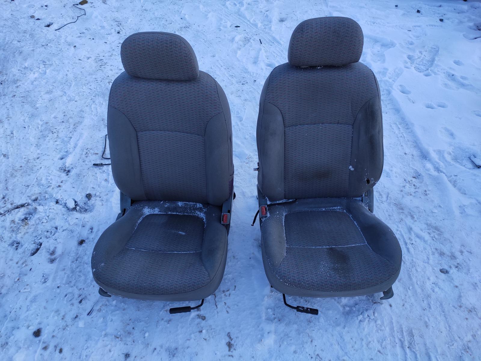 Комплект сидений Kia Rio СЕДАН 1.5 1999 (б/у)