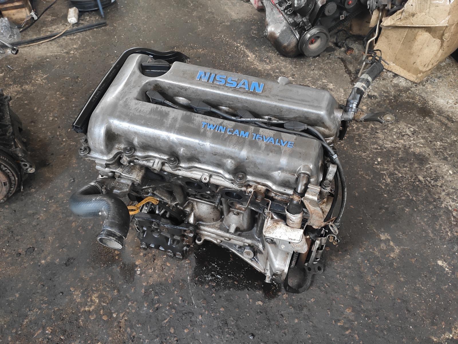 Двигатель Nissan Primera P11 2.0 (б/у)