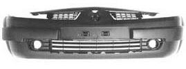 Бампер Renault Megane 2 2002 передний