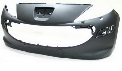 Бампер Peugeot 207 2006 передний