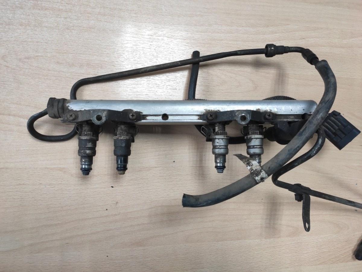 Топливная рампа Chevrolet Lanos 1.3 (б/у)