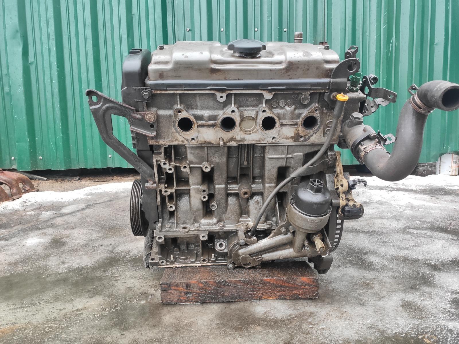 Двигатель Peugeot 206 ХЭТЧБЕК 5ДВ. 1.4 1998 (б/у)