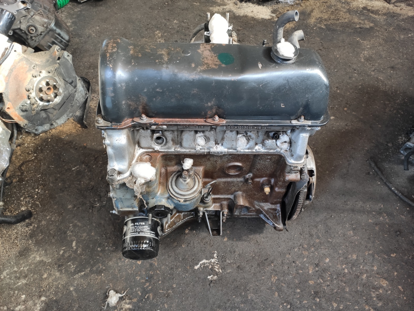 Двигатель Lada (Ваз) 2101 (б/у)