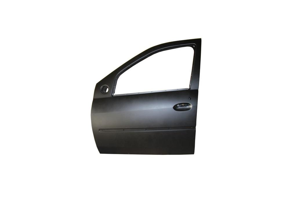 Дверь Renault Logan передняя левая