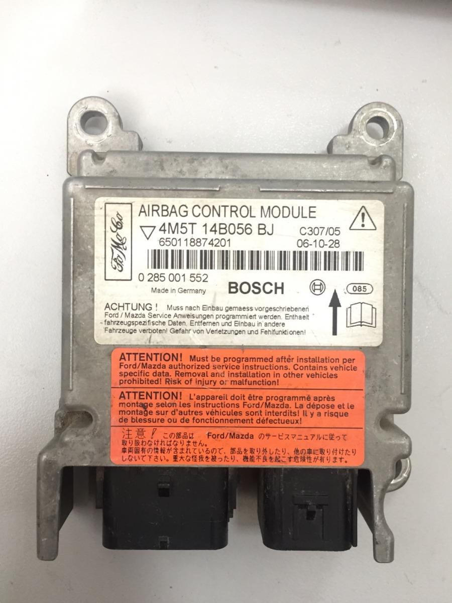 Блок управления air bag Ford Focus 2 2004 (б/у)