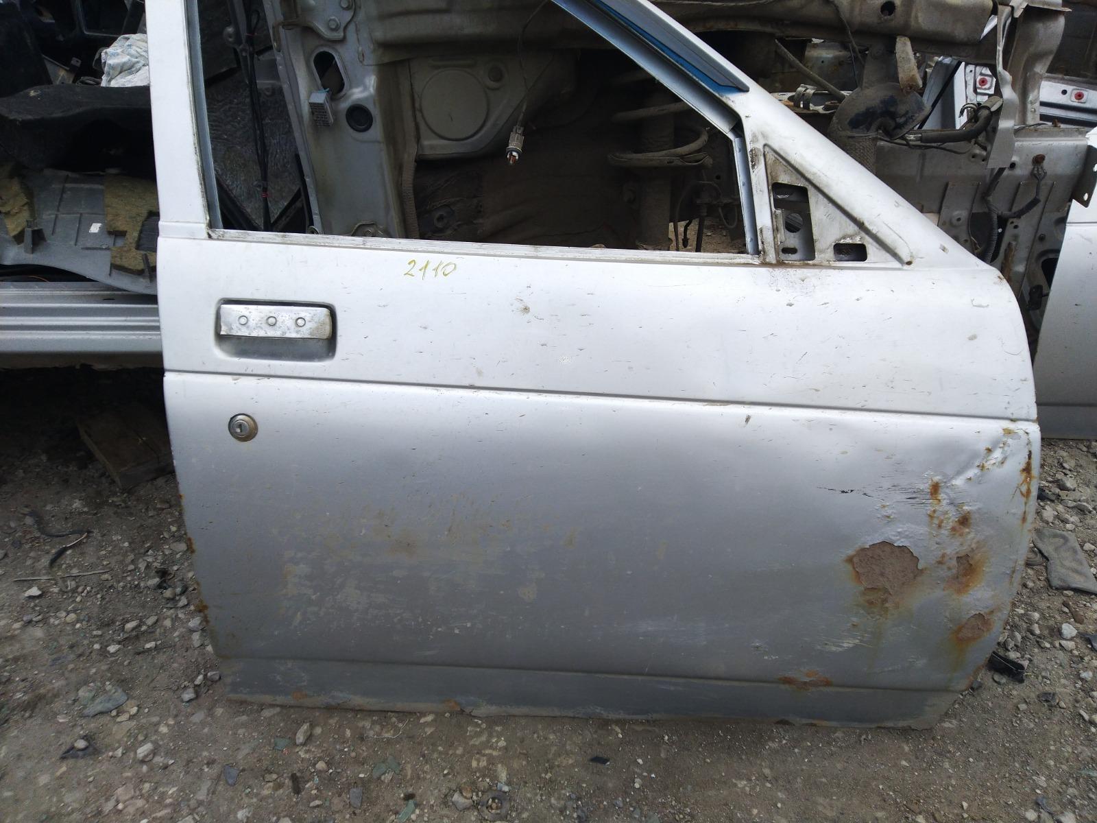 Дверь Lada (Ваз) 2110 СЕДАН 1.6 2005 передняя правая (б/у)