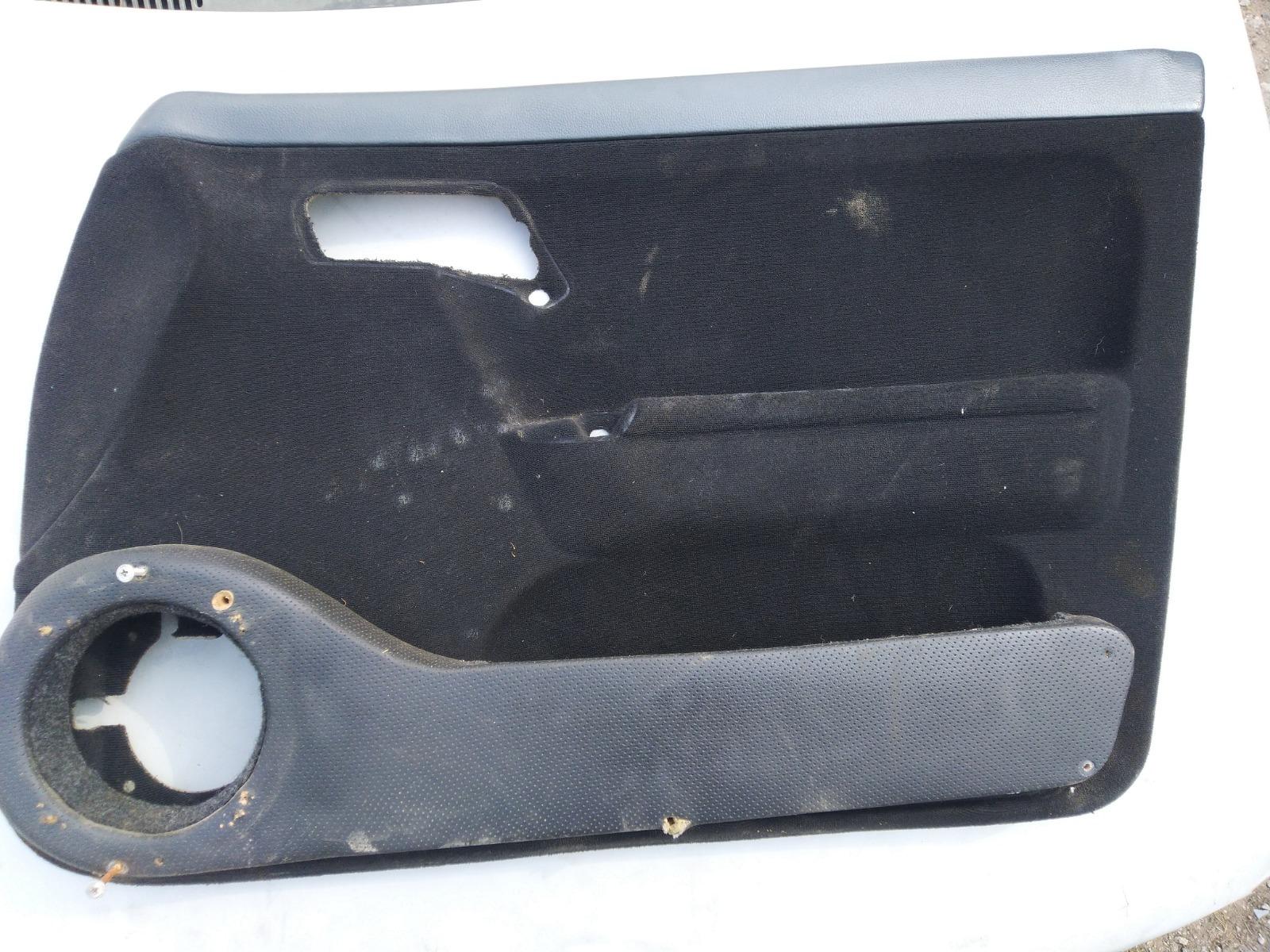 Обшивка двери Lada (Ваз) 2110 СЕДАН 1.6 2005 передняя правая (б/у)