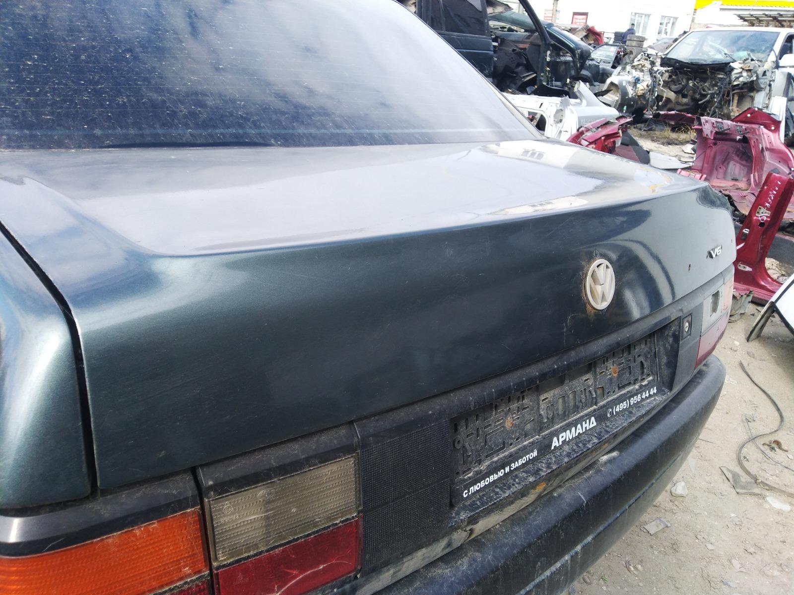Крышка багажника Volkswagen Passat B3 1988 (б/у)