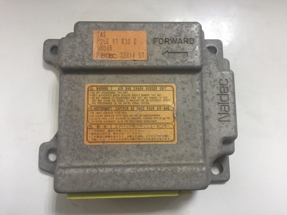 Блок управления air bag Mazda 323 1998 (б/у)