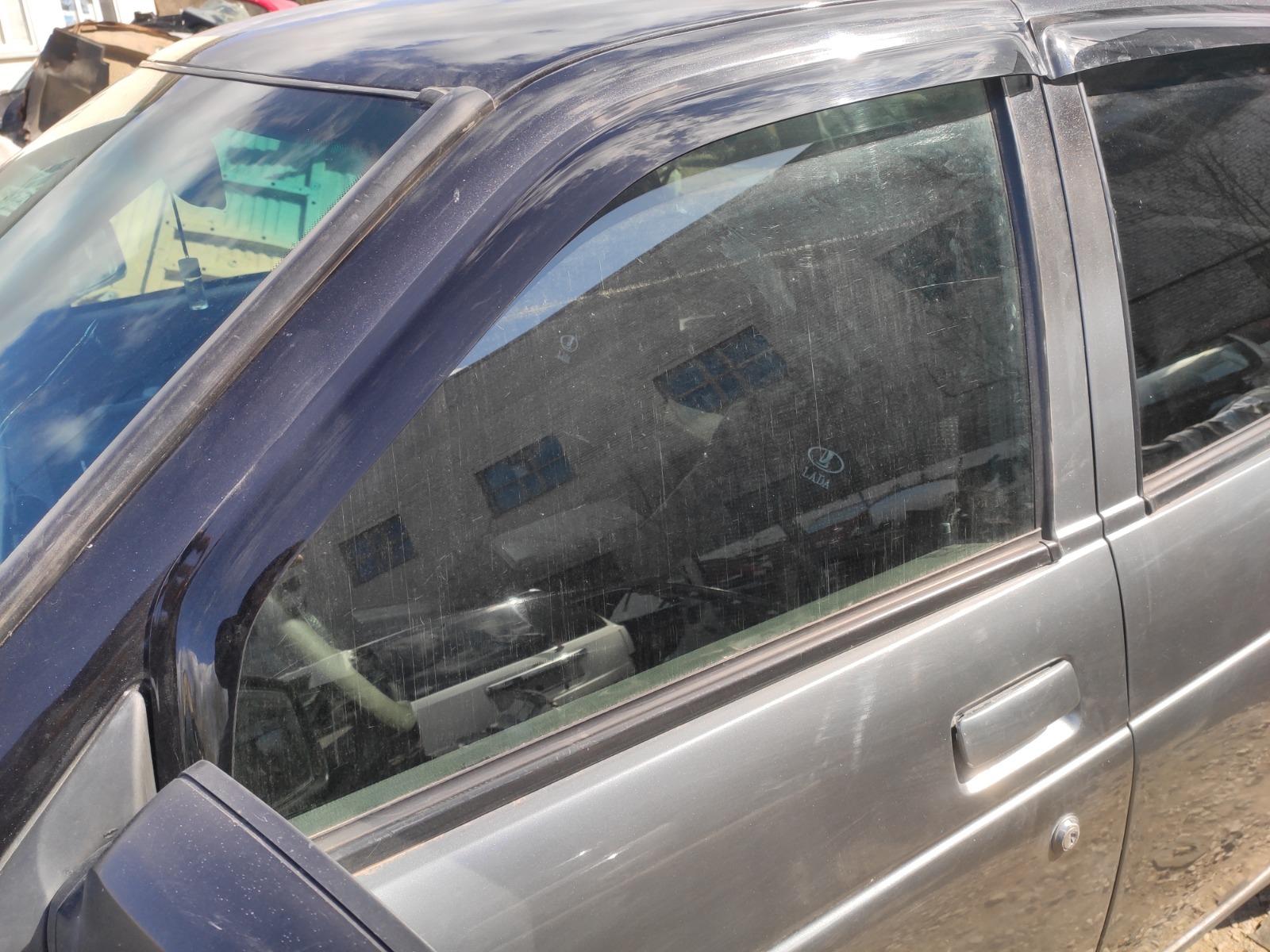 Стекло дверное Lada (Ваз) 2170 СЕДАН 1.6 2007 переднее левое (б/у)