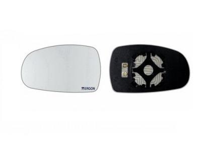 Зеркальный элемент Lada (Ваз) Kalina передний левый
