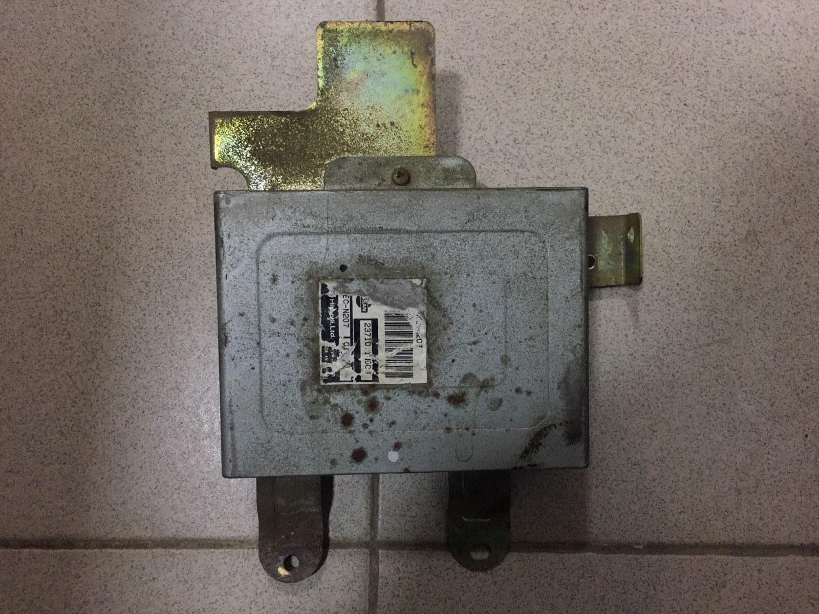 Блок управления двигателем Nissan Almera N15 1.4 1995 (б/у)