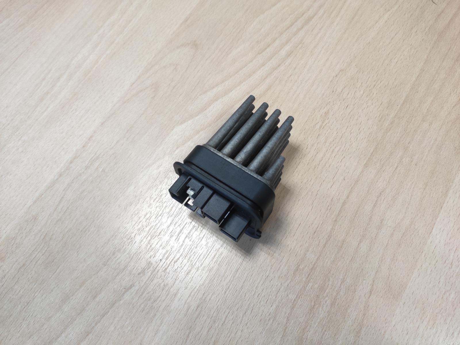 Резистор печки Opel Astra H (б/у)