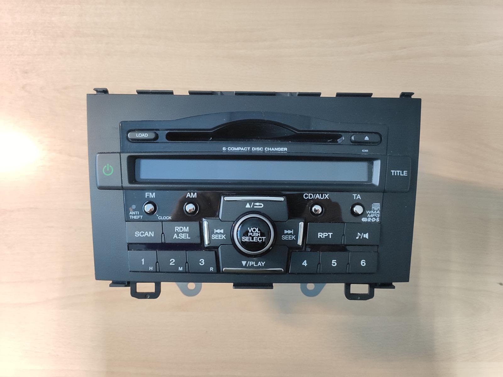 Головное устройство Honda Cr-V 3 2009 (б/у)
