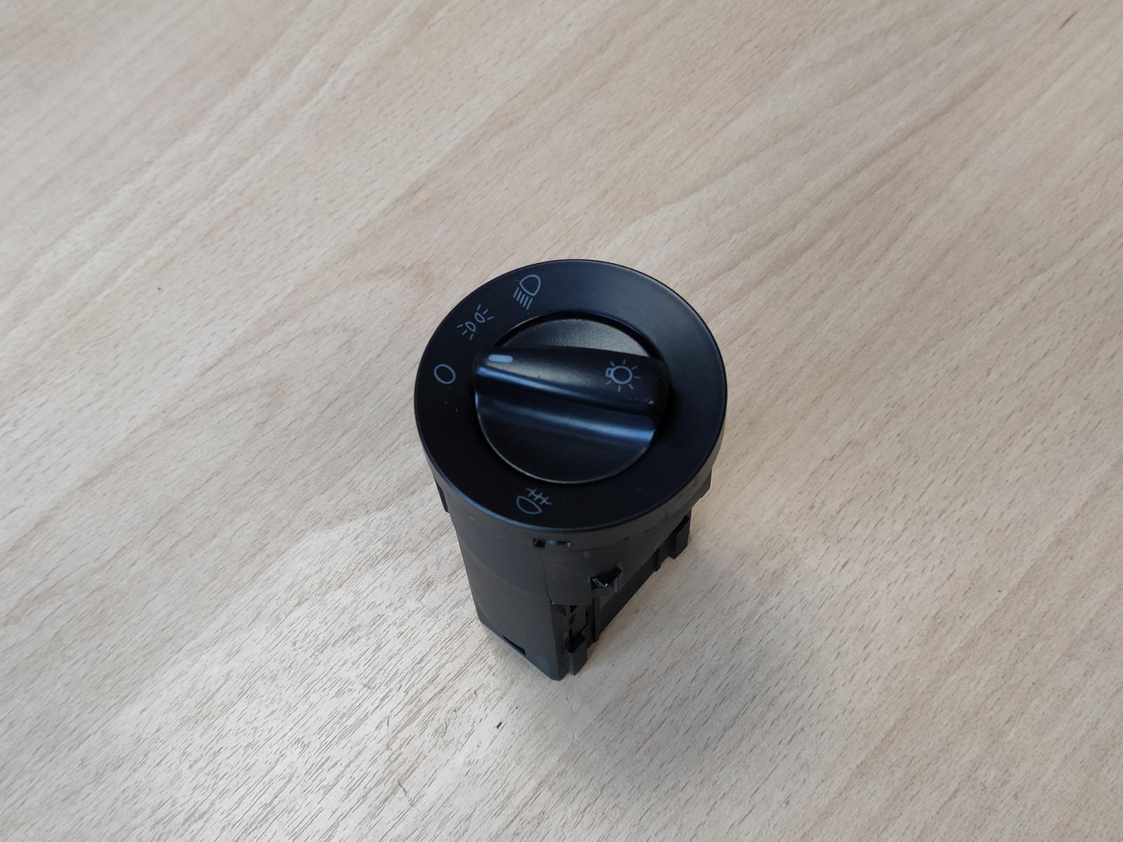 Блок управления светом Volkswagen Passat B5 (б/у)