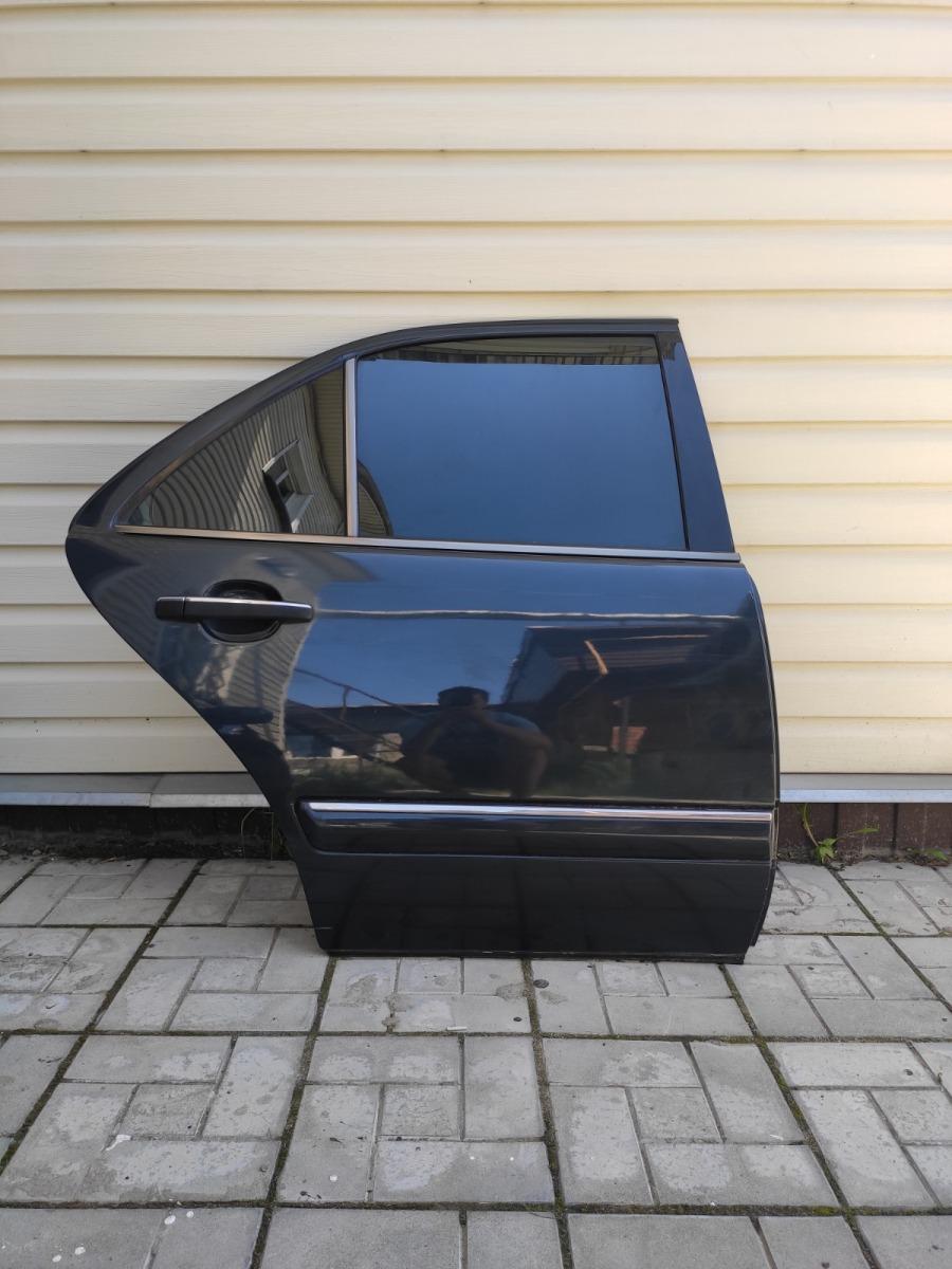 Дверь Mercedes Benz E Class W210 3.2 задняя правая (б/у)