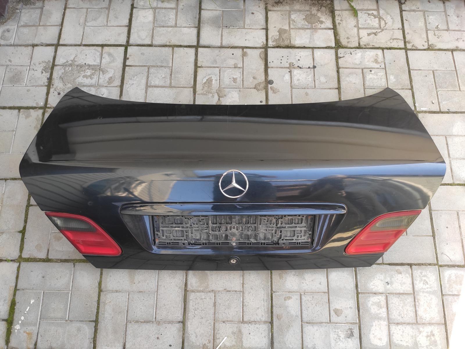 Крышка багажника Mercedes Benz E Class W210 3.2 (б/у)