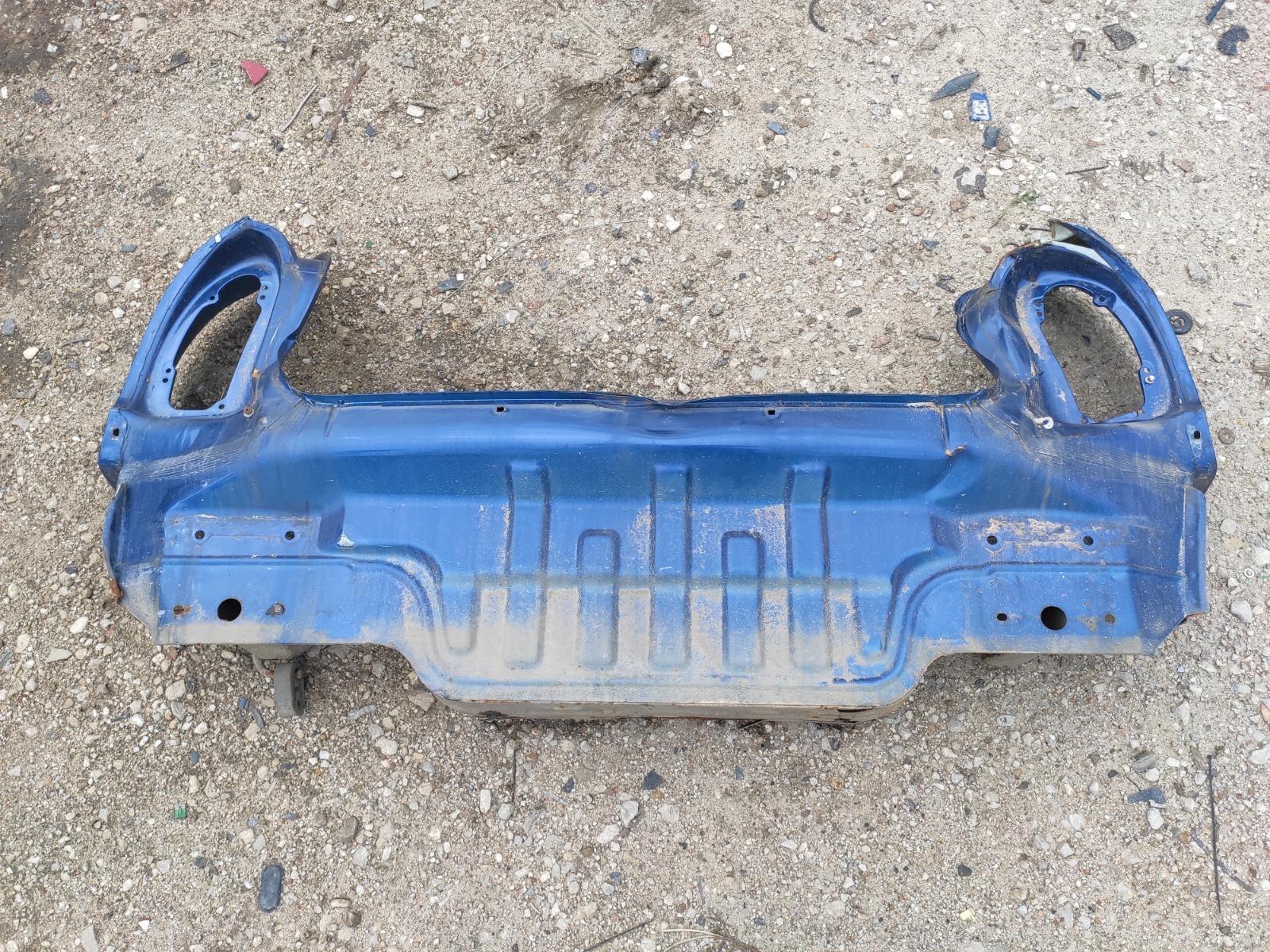 Задняя панель Chevrolet Lanos T150 1.5 2005 (б/у)