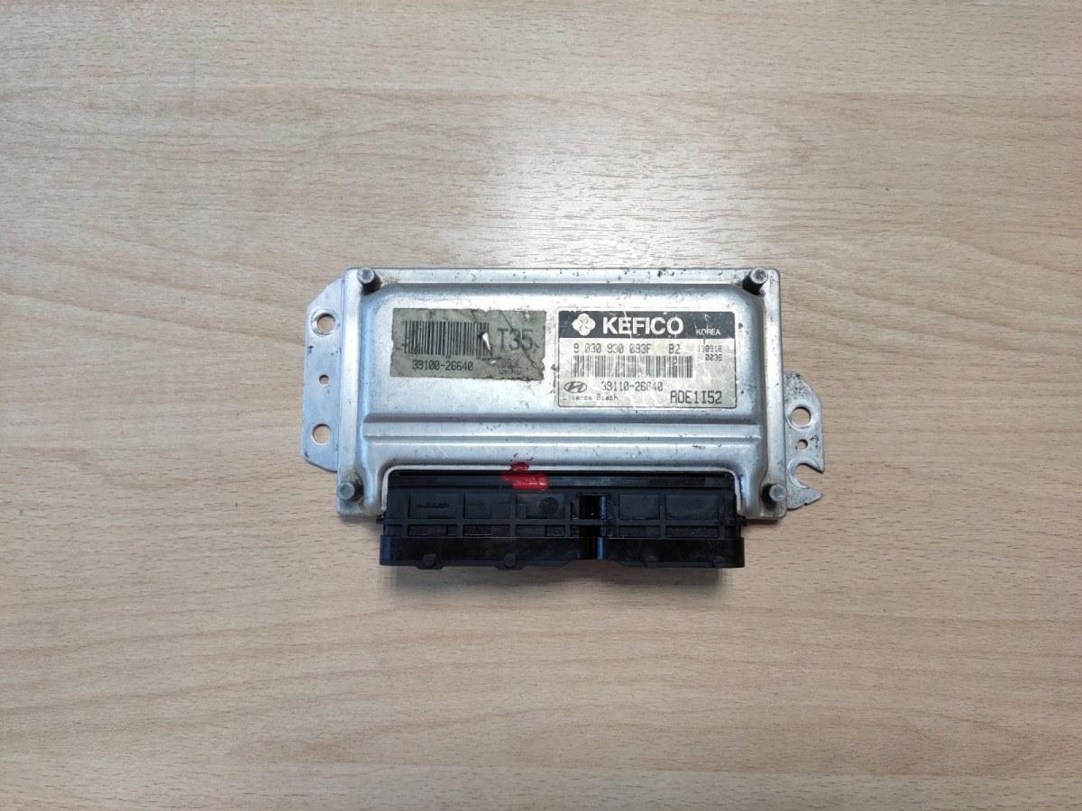 Электронный блок управления Hyundai Accent (б/у)