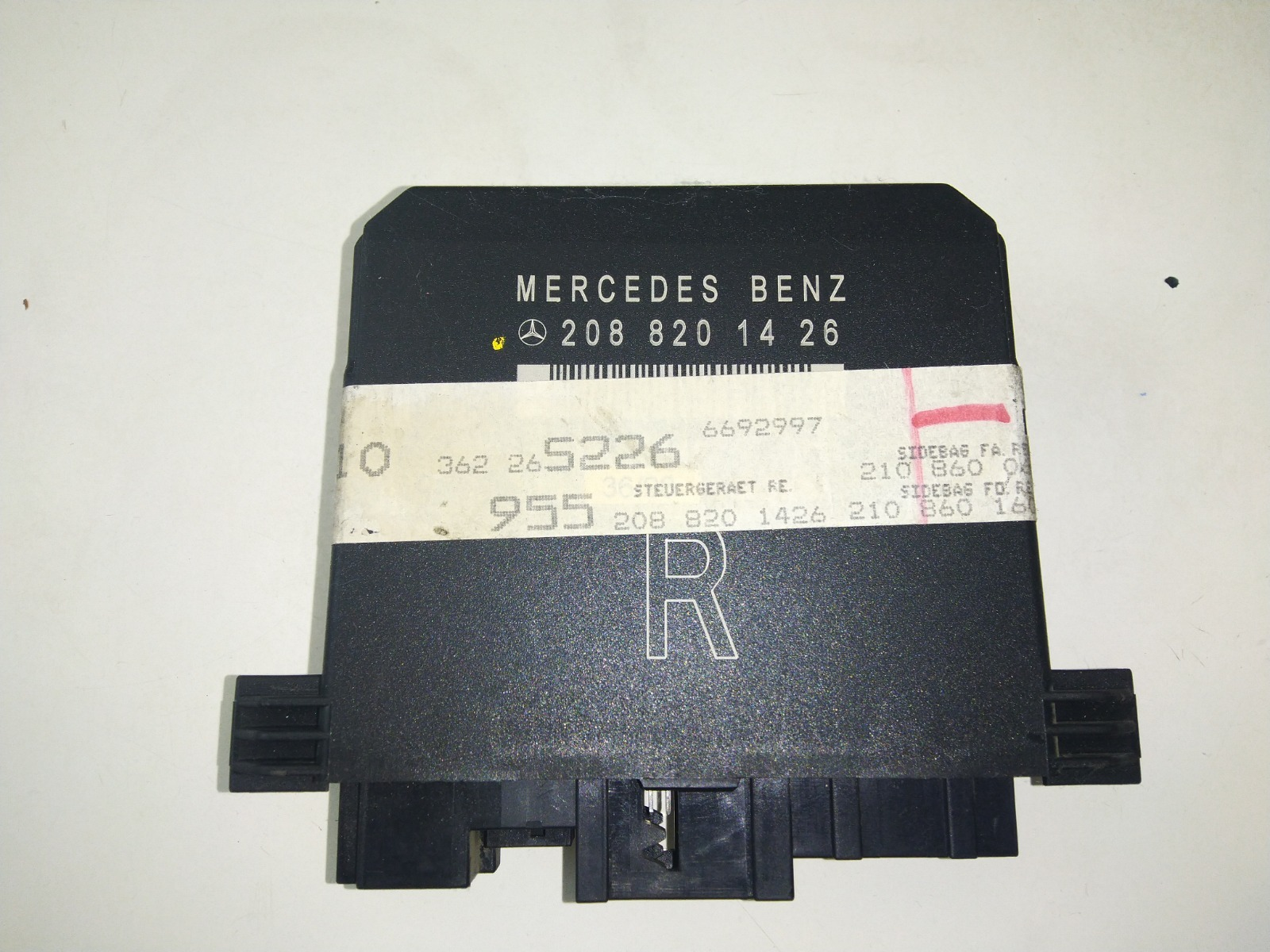 Блок комфорта Mercedes Benz E Class W210 3.2 (б/у)