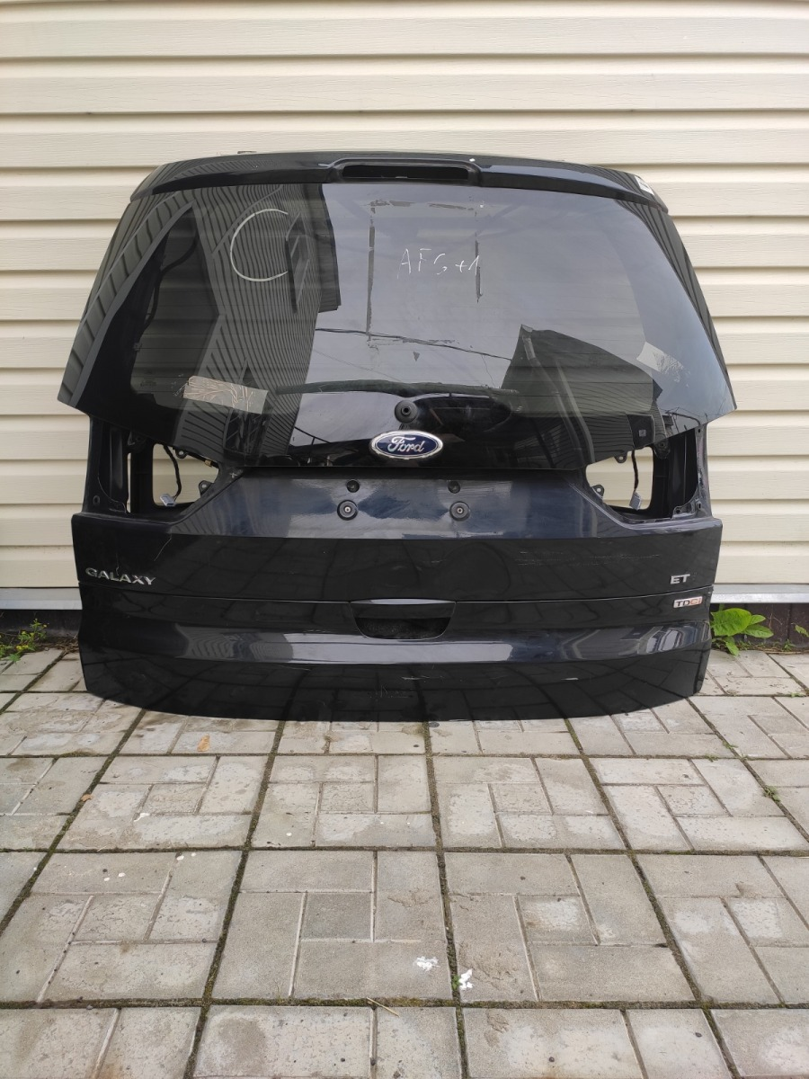 Крышка багажника Ford Galaxy (б/у)