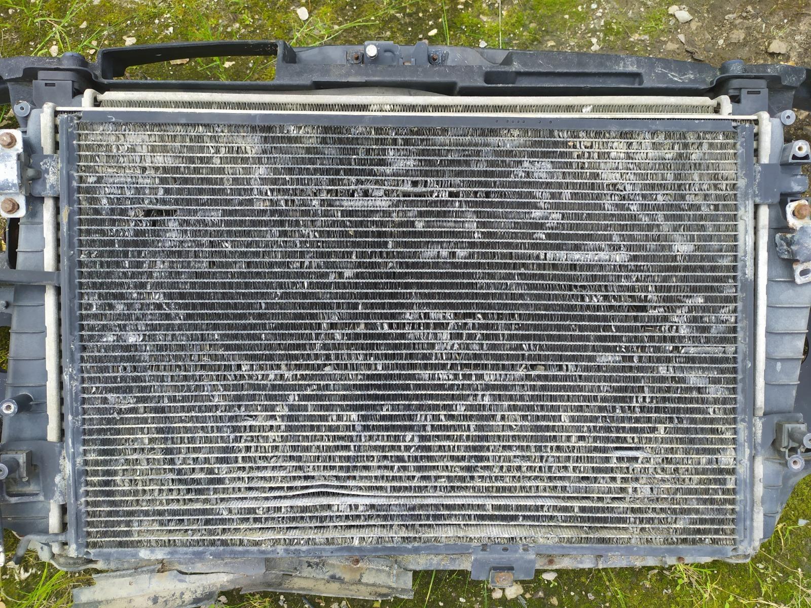 Радиатор охлаждения Audi A6 С5 2.5TDI 2000 (б/у)