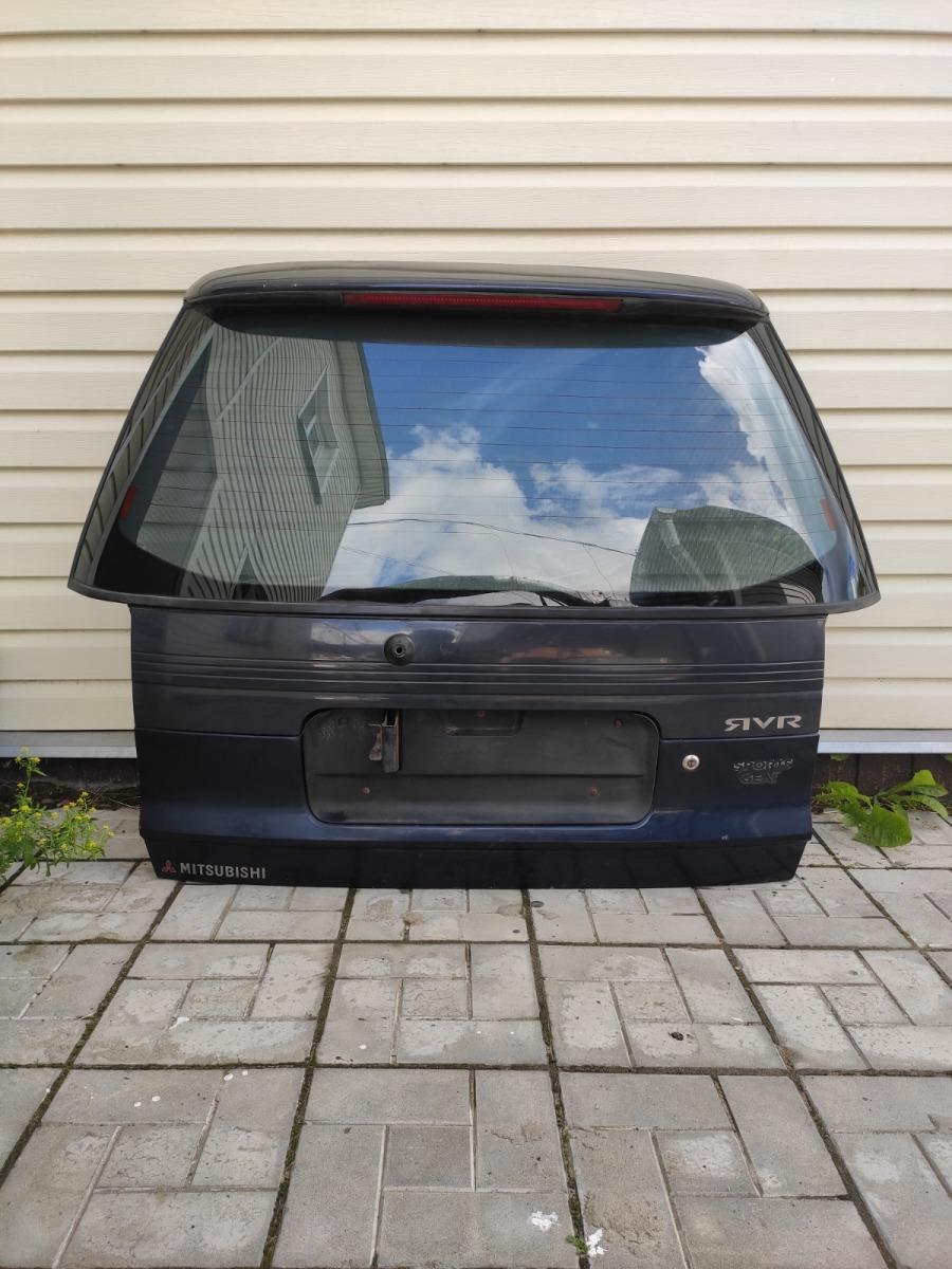 Крышка багажника Mitsubishi Rvr (б/у)