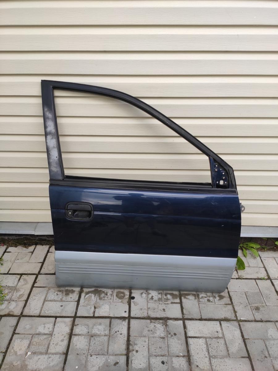 Дверь Mitsubishi Rvr передняя правая (б/у)