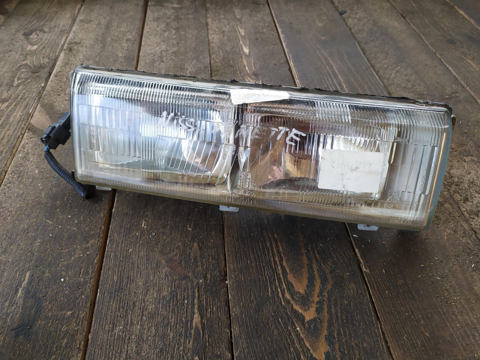 Фара Nissan Largo GC22 1991 передняя правая (б/у)