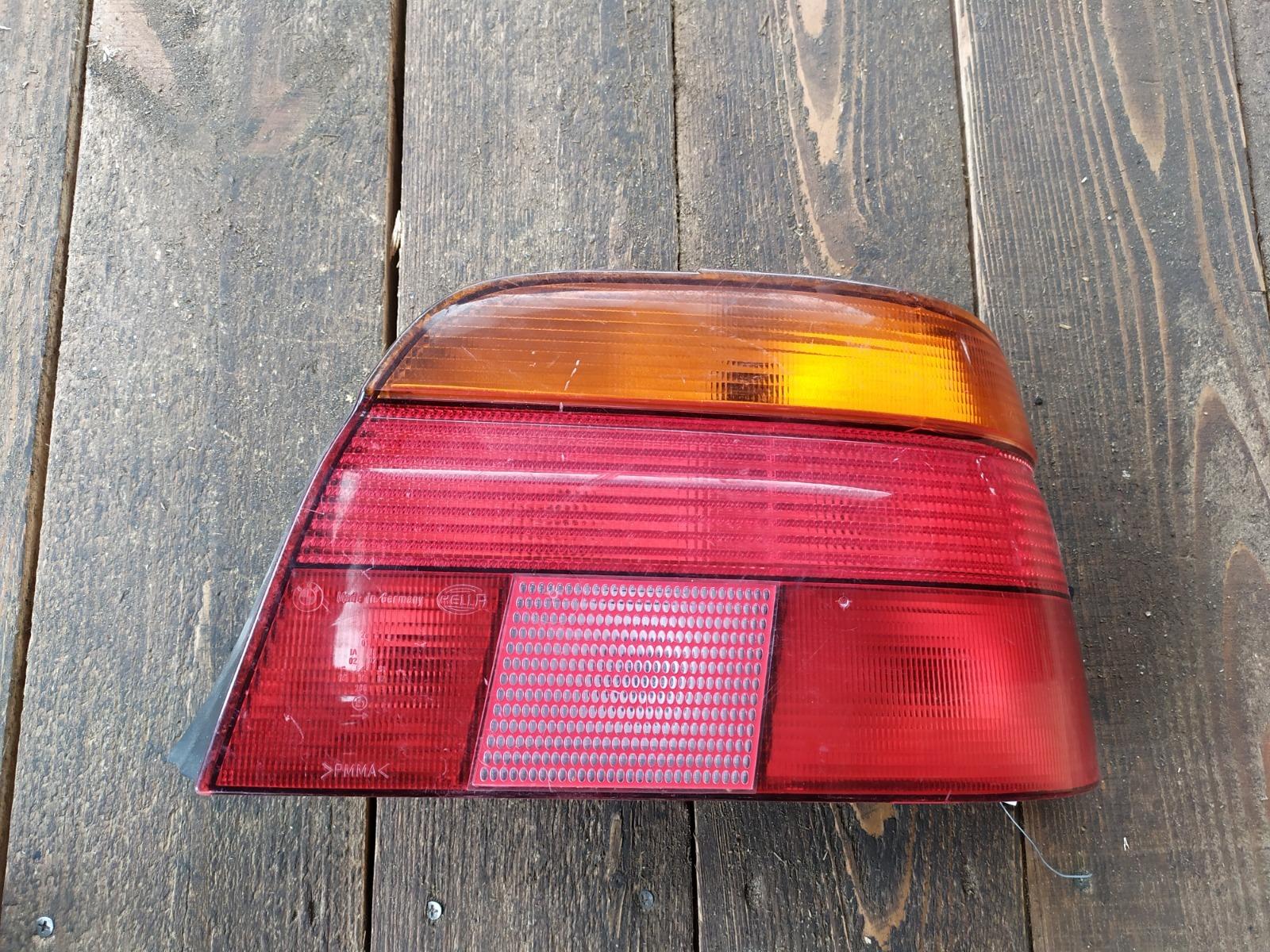 Фонарь Bmw 5 Series E39 1997 задний правый (б/у)