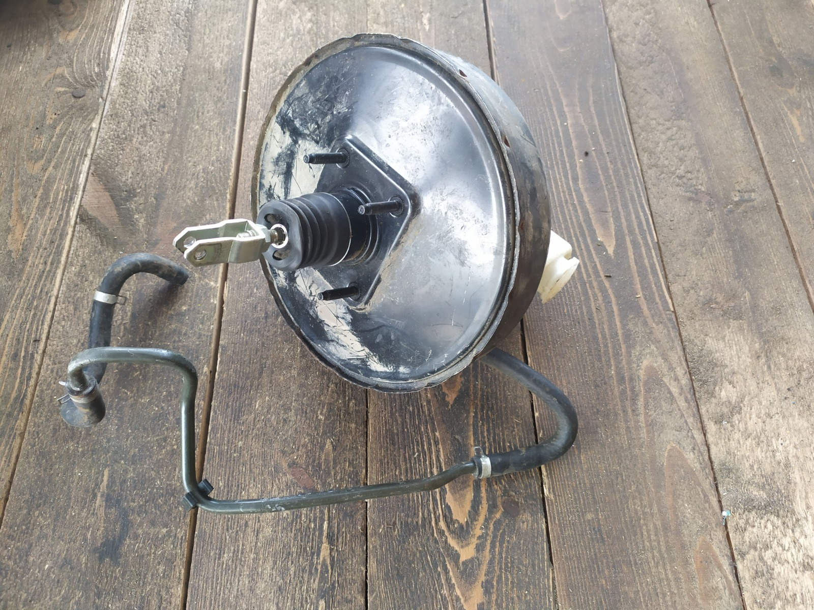 Вакуумный усилитель тормозов Nissan Almera Classic B10 2009 (б/у)