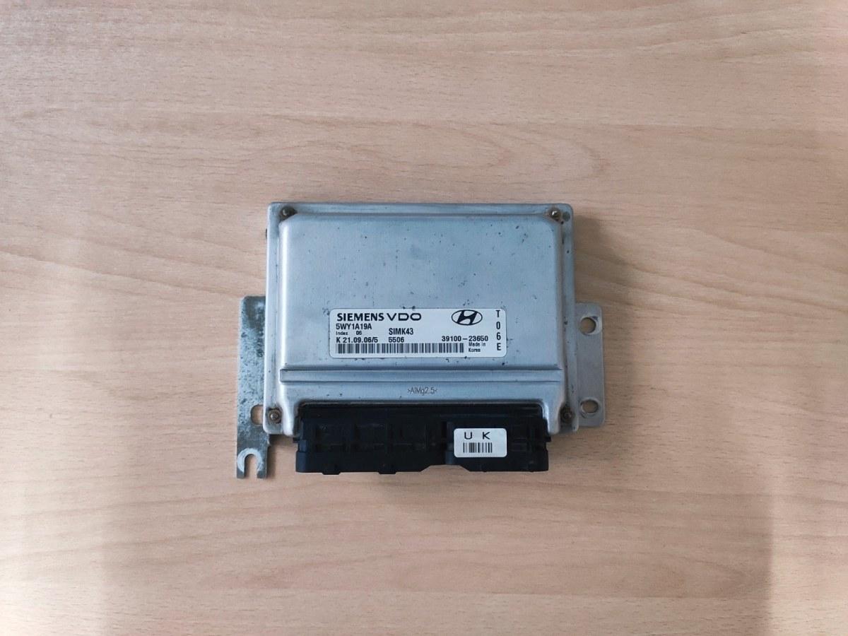 Электронный блок управления Hyundai Sonata Тагаз EF 2.0 (б/у)