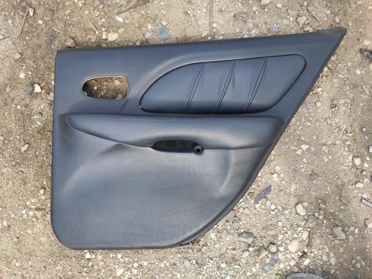 Обшивка двери Hyundai Sonata Тагаз EF 2.0 задняя правая (б/у)