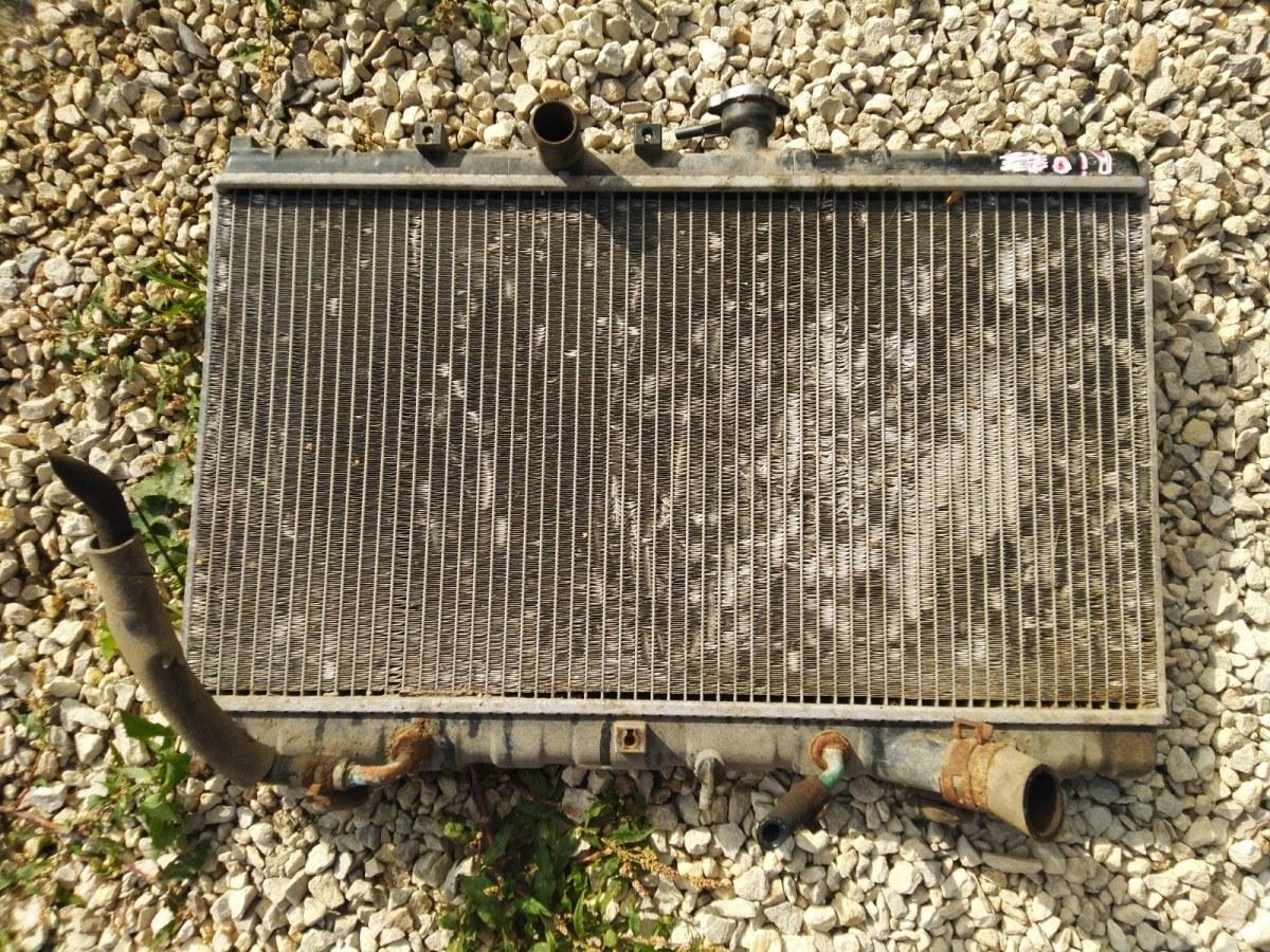 Радиатор охлаждения двигателя Kia Rio СЕДАН 1.5 1999 (б/у)