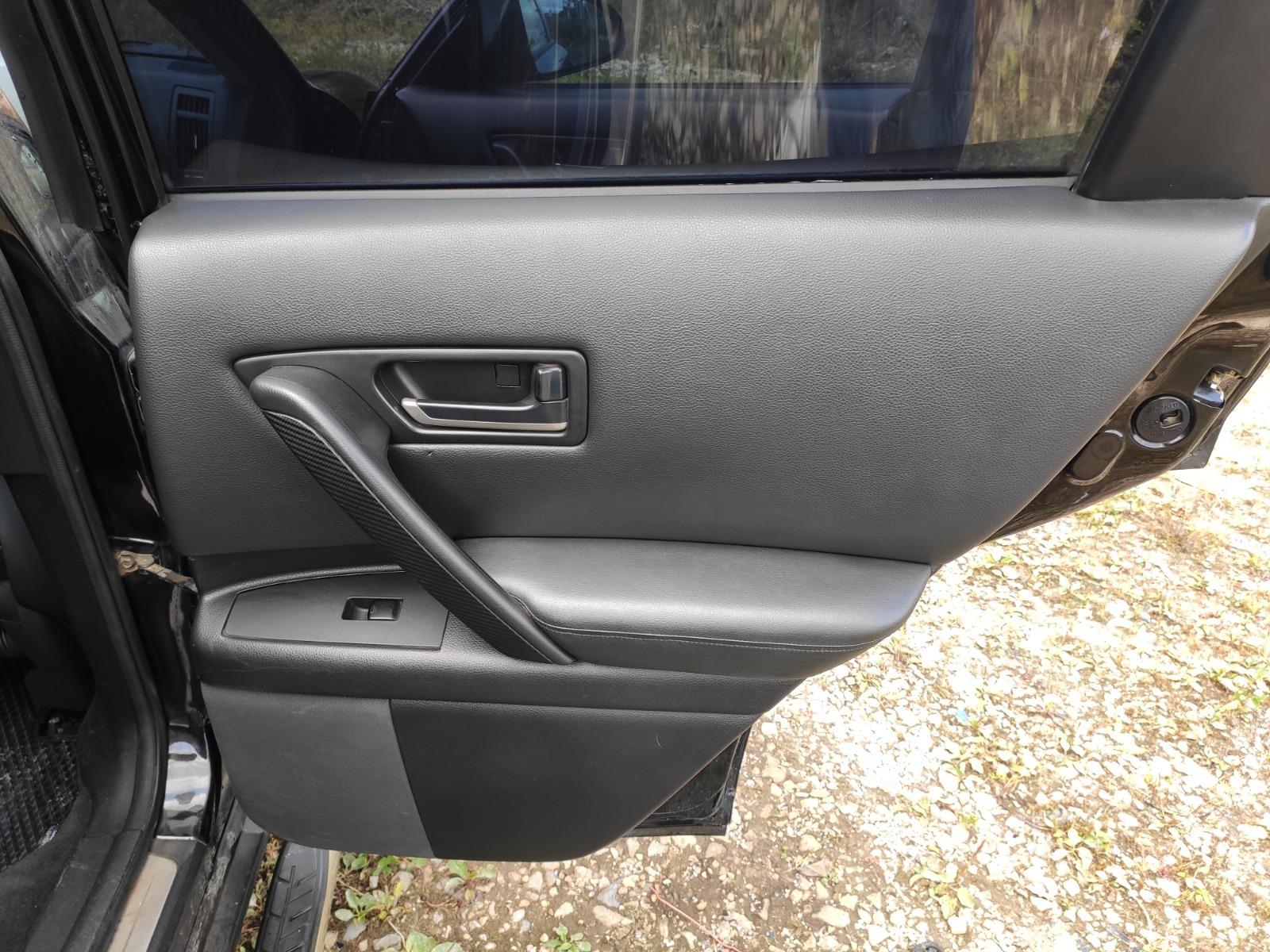 Обшивка двери Infiniti Fx35 S50 3.5 2004 задняя правая (б/у)