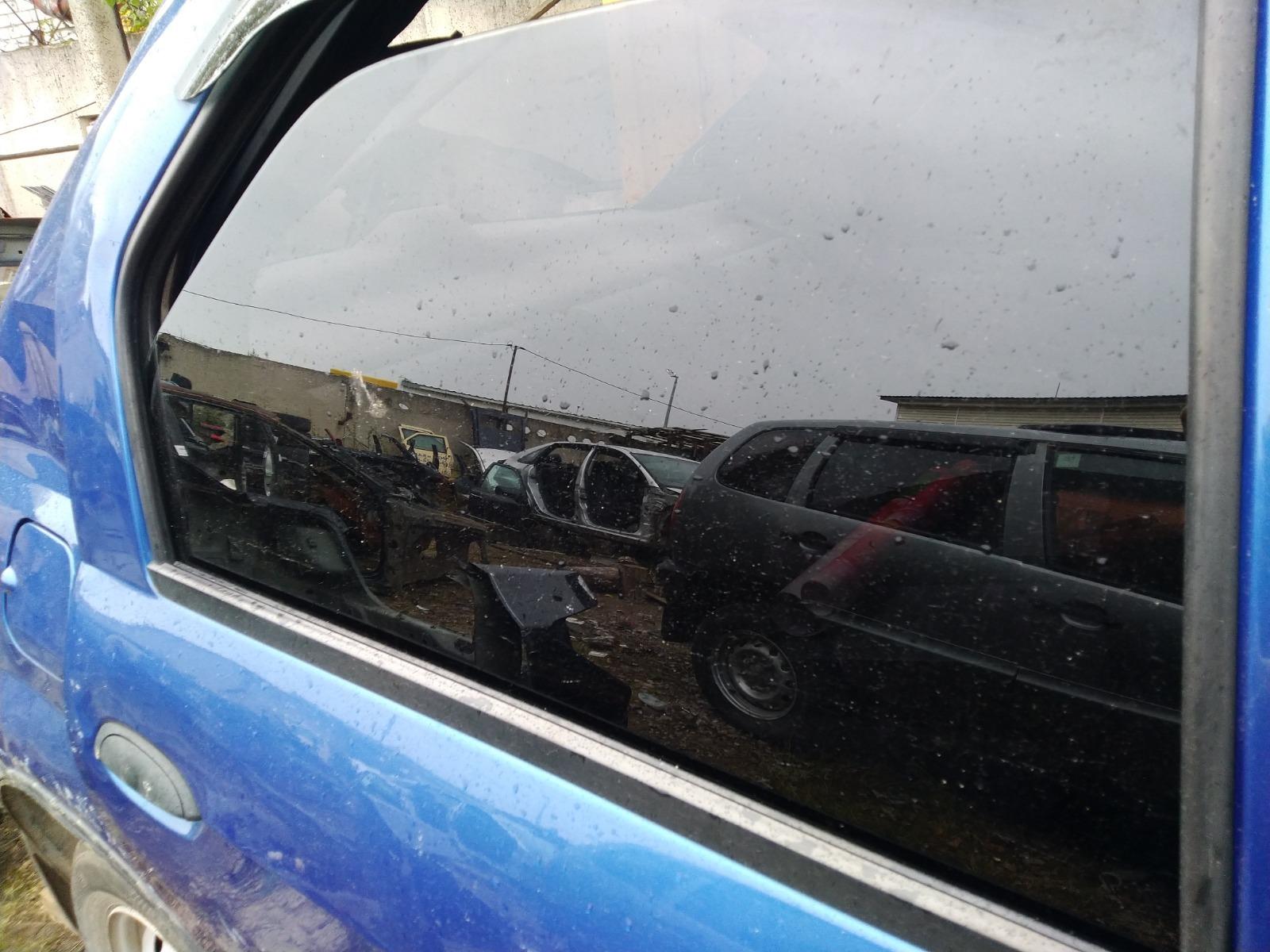 Стекло дверное Renault Logan СЕДАН 1.4 2005 заднее правое (б/у)
