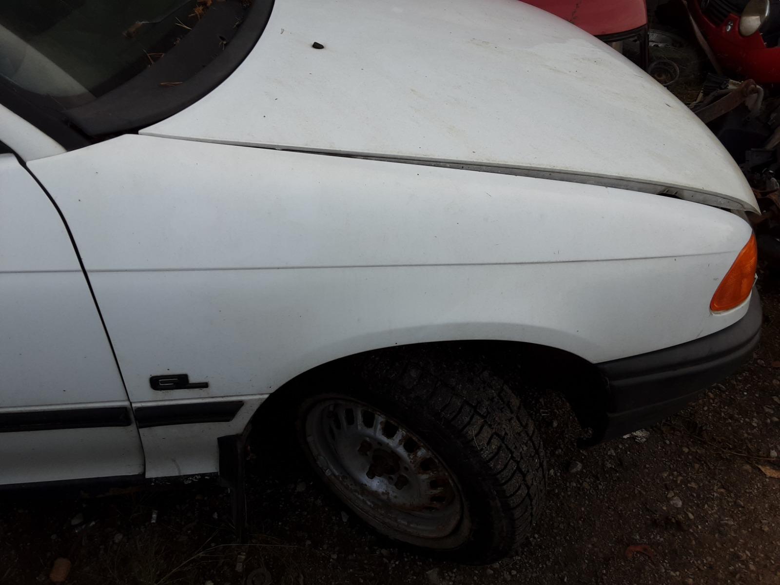 Крыло Opel Astra F УНИВЕРСАЛ 1.7 1992 переднее правое (б/у)