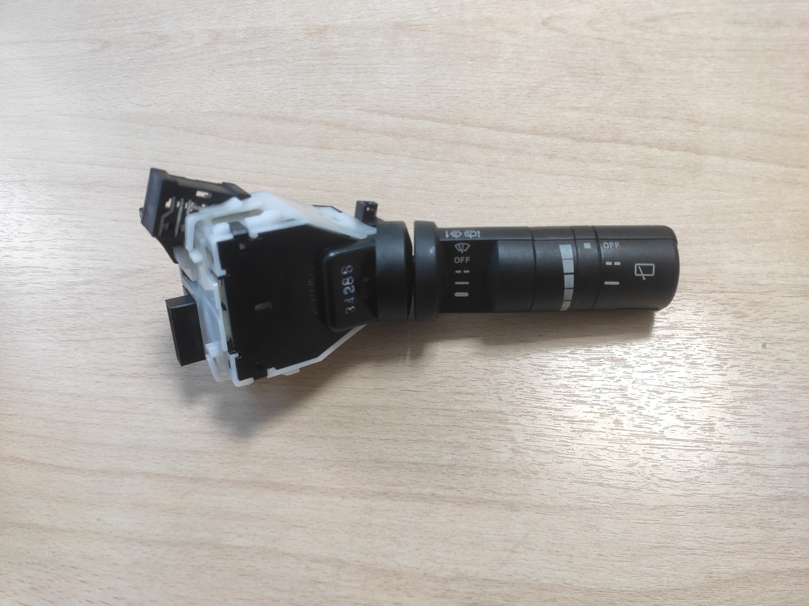 Подрулевой переключатель Infiniti Fx35 S50 3.5 2004 правый (б/у)