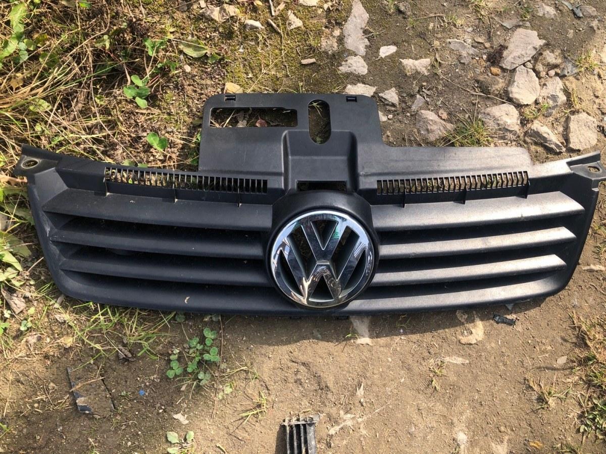 Решетка радиатора Volkswagen Polo 2002 (б/у)