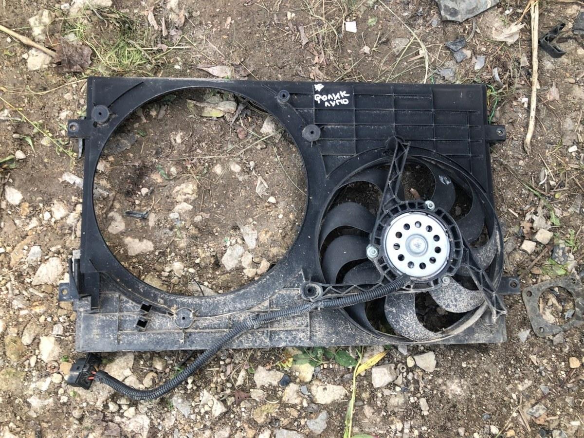 Диффузор радиатора Volkswagen Polo 2002 (б/у)