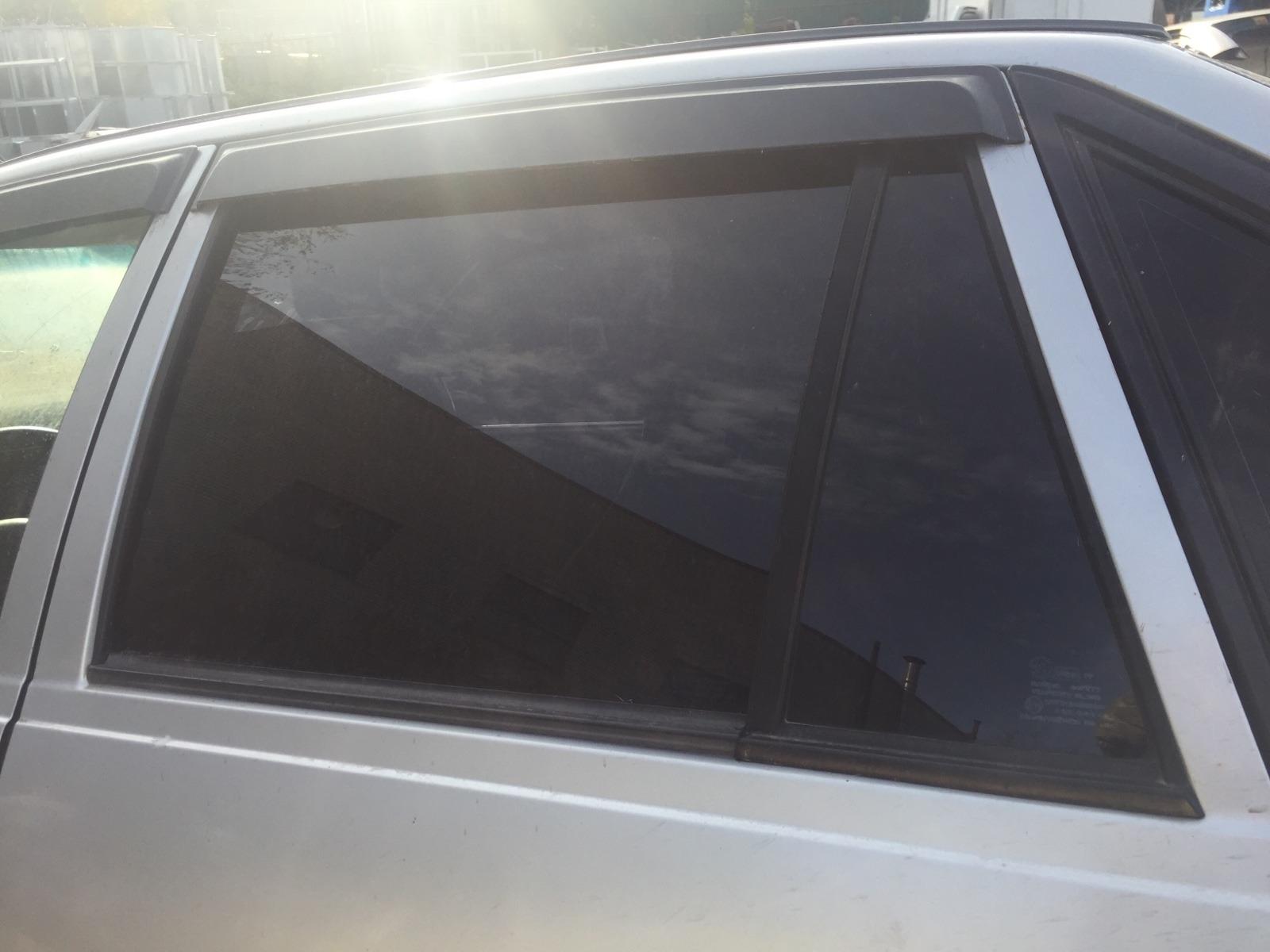 Стекло дверное Daewoo Nexia N100 1995 заднее левое (б/у)