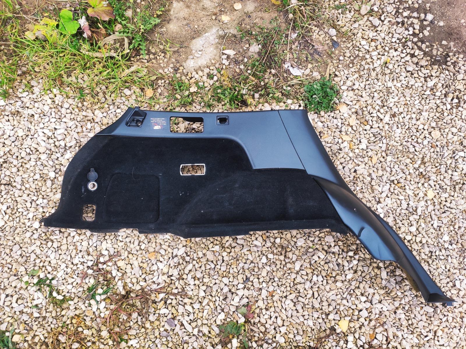 Обшивка багажника Infiniti Fx35 S50 3.5 2004 задняя левая (б/у)