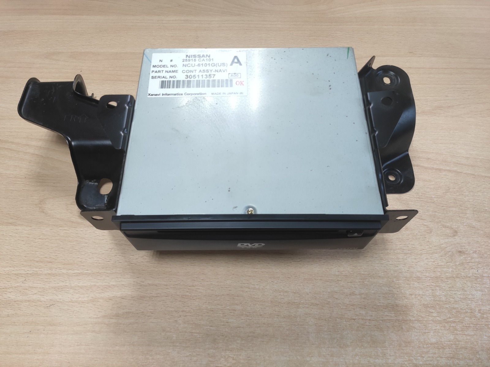 Электронный блок Infiniti Fx35 S50 3.5 2004 (б/у)