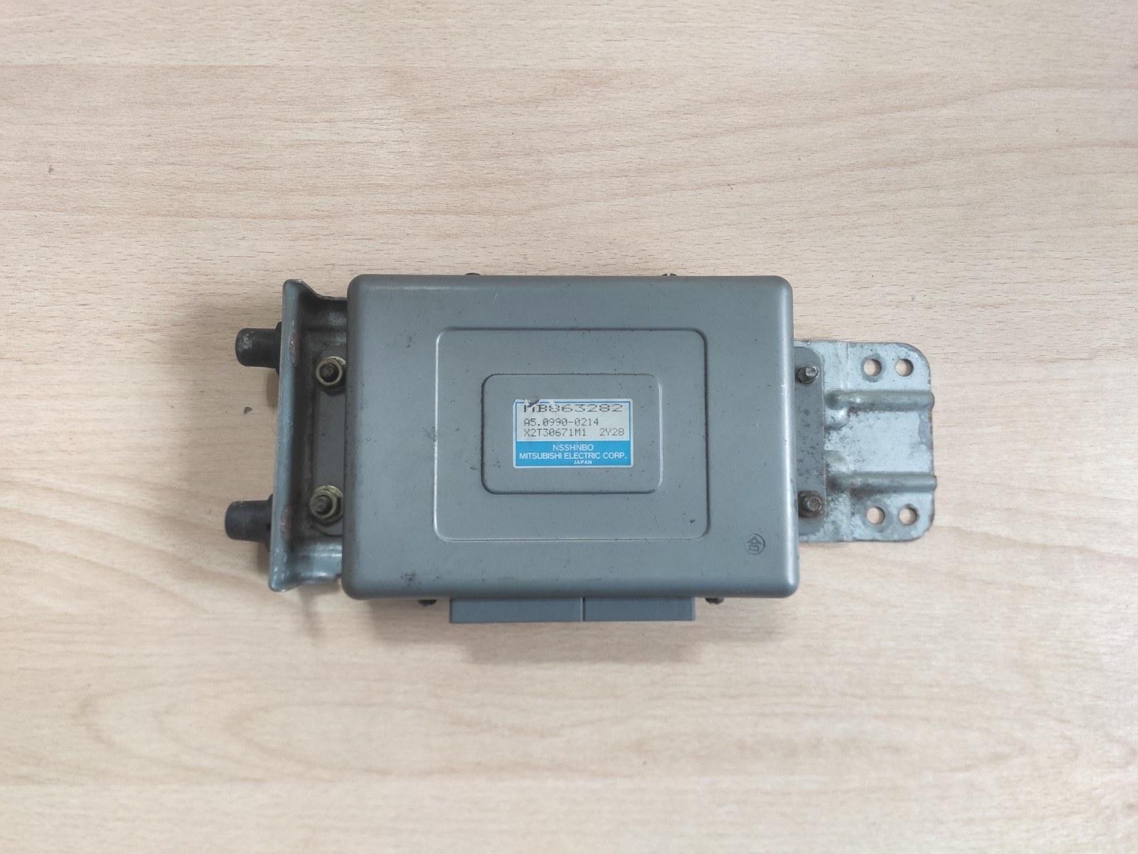 Электронный блок управления Mitsubishi Galant 7 ХЭТЧБЕК 5ДВ. 2.0 1992 (б/у)
