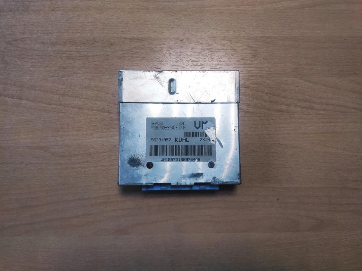 Электронный блок управления Chevrolet Lanos T150 1.5 2005 (б/у)