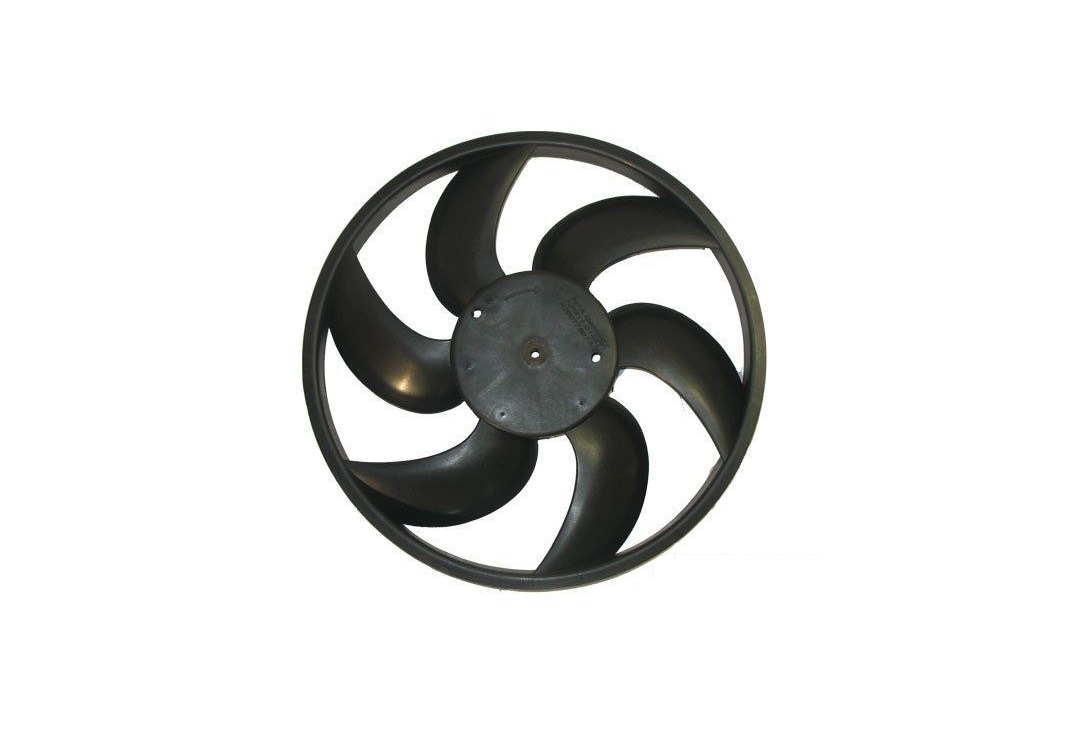 Крыльчатка вентилятора Renault Logan