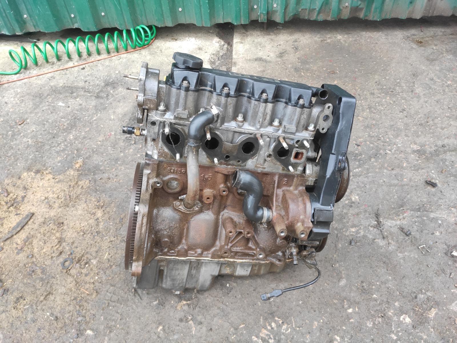 Двигатель Chevrolet Lanos T150 1.5 2005 (б/у)