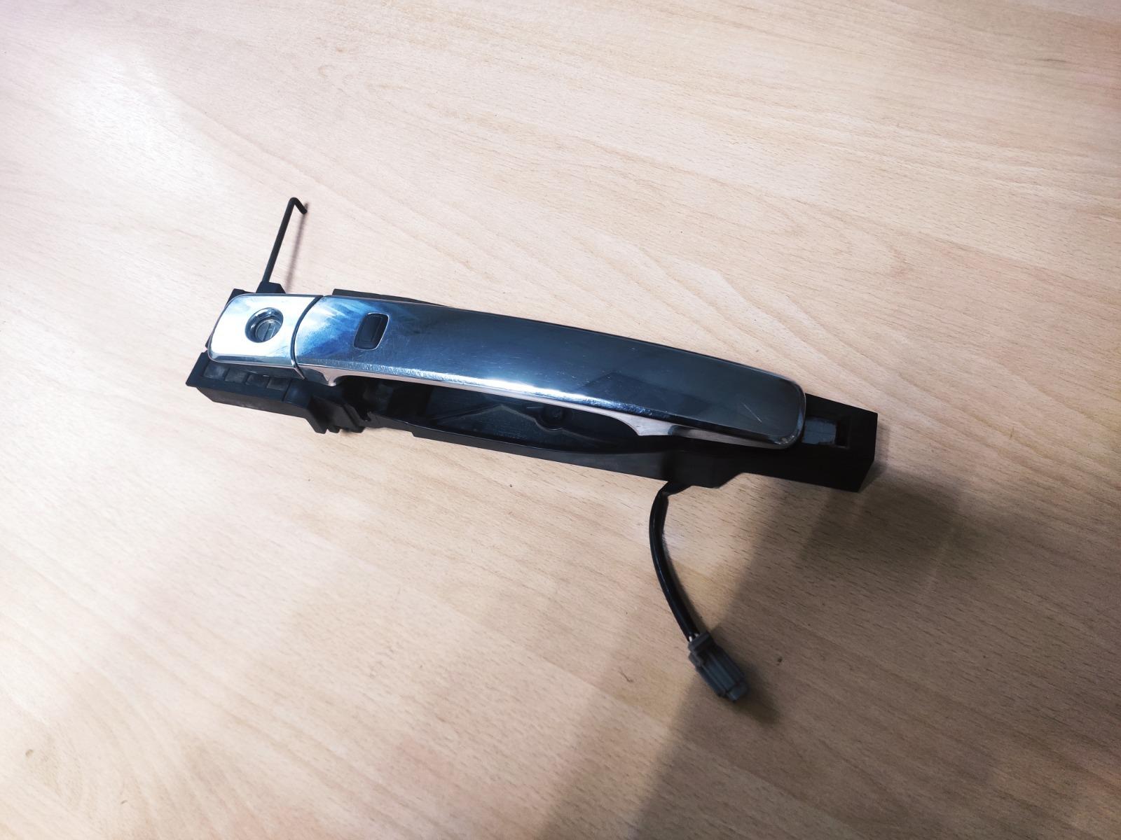 Ручка двери внешняя Infiniti Fx35 S50 3.5 2004 передняя левая (б/у)